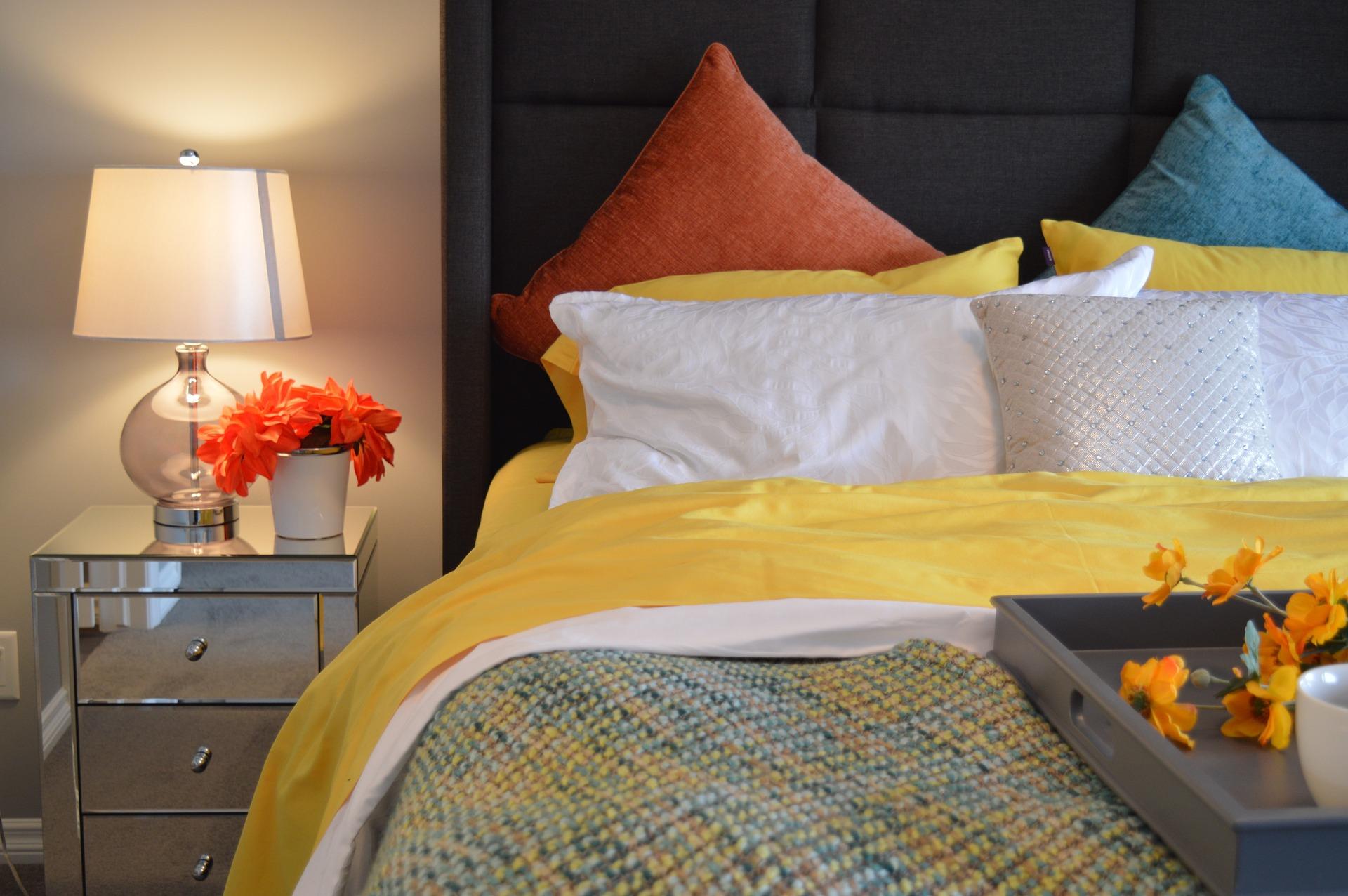 Conseils pour réussir le choix de la couleur parfaite de linge de lit